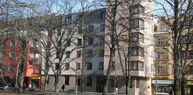 Отель Lázeňský Park, Подебрады, Чехия